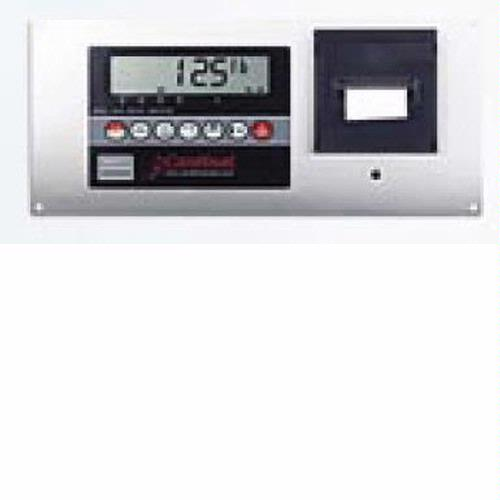 Detecto Model 204FWMP Digital Readout With Built In Paper Tape Printer