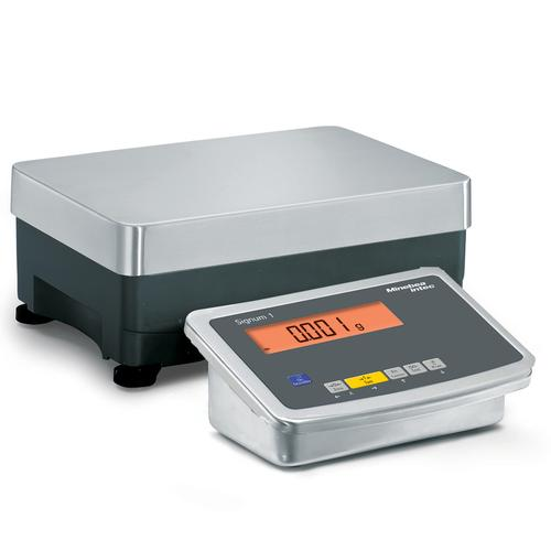 Minebea Signum SIWRDCP-V8 Washdown Level 1 Industrial Scale 15 kg x 0.5 g