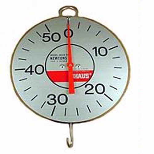 Ohaus 8018-50 Demonstration Spring Scale ,50N x 2N