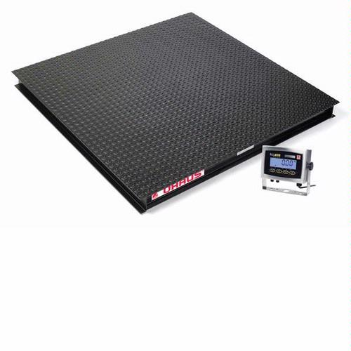 Ohaus VX31XW2500L Legal for Trade Standard Floor Scale, 1,000 kg x 0.2 kg