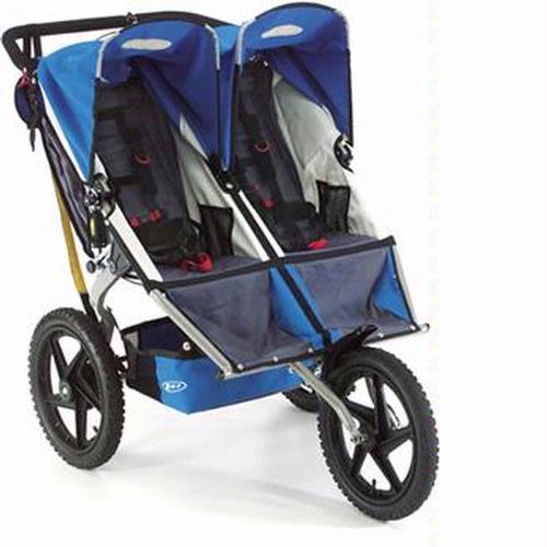 bob st0731 duallie sport utility double jogging stroller pacific blue free shipping coupons. Black Bedroom Furniture Sets. Home Design Ideas