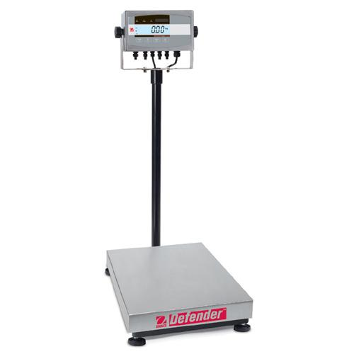 Ohaus D51XW60HL2 Defender™ 5000X Extreme Rectangular Scales NTEP, 150lb x 0.02lb