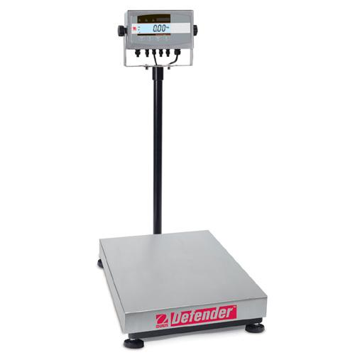 Ohaus D51XW300HX2 Defender™ 5000X Extreme Rectangular Scales NTEP, 600lb x 0.1lb
