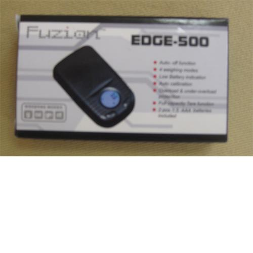 Gram Precision Fusion EDGE-500 Professional Digital Pocket scales, 500x 0.1g
