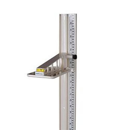 HealthOMeter PORTROD Wall mounted height rod