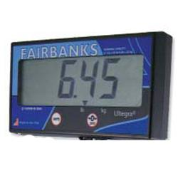 "Fairbanks 29595  Remote LCD display with 1.5"" characters for Ultegra Bench Scales"