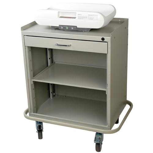 Seca 462 Scale Cart for 727 and 728 infant scales