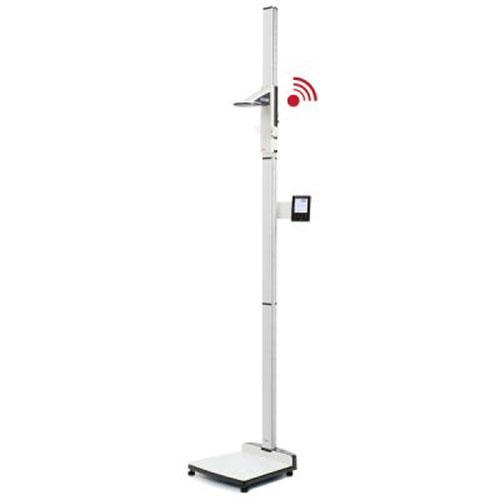 Seca 284 Wireless 360 Measuring Station for Weight and Height, 660 x 0.1 - 0.2 lb