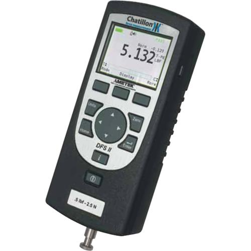 Chatillon DFS2-200 Digital Force Gauge - 200 x 0.02 lbf