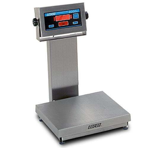 Doran APS8050XL/15  Legal For Trade  Bench Scale  50 X 0.01 lb
