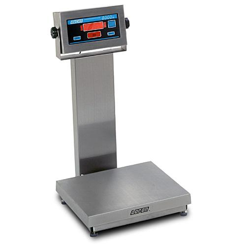 Doran APS8250XL/2424 Legal For Trade  Bench Scale  250 X 0.05 lb