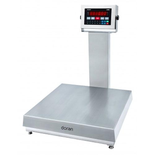Doran APS22100/18S Legal For Trade Washdown Bench Scale  100 X 0.02 lb
