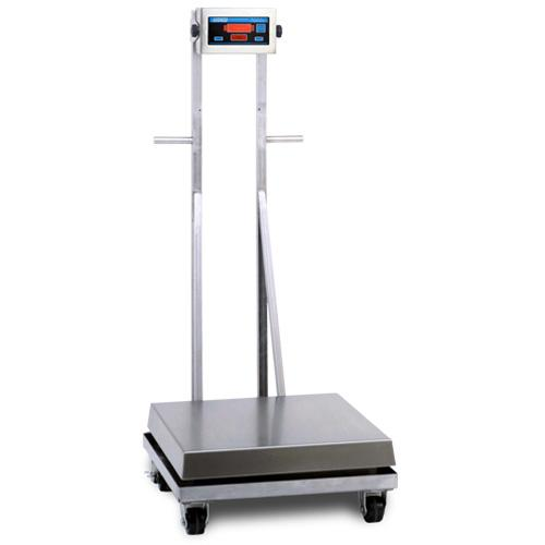 Doran PFS8250XLP Portable Legal For Trade  Washdown Scale  250 X 0.05 lb