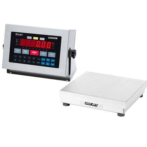Doran 22050CW Legal For Trade Checkweighing Scale  50 x 0.01 lb