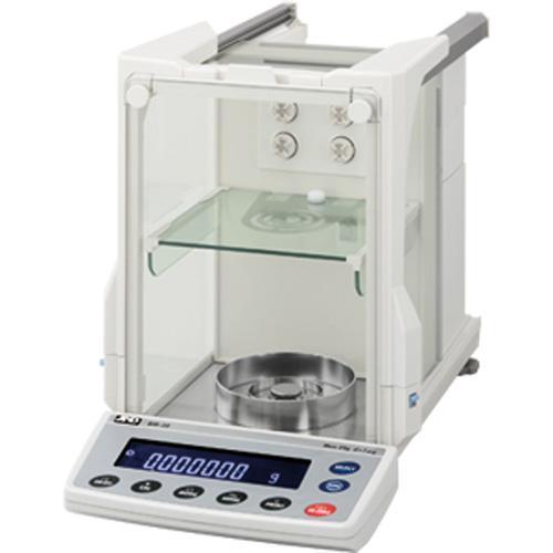AND Weighing BM-22 Micro Analytical Balances 5.1 g x 0.001 mg and 22 g x 0.01 mg