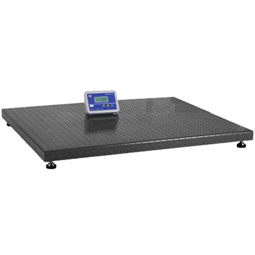 DigiWeigh 5ft x 5ft DWP-11KR Platform Scale 10000 x 1 lb
