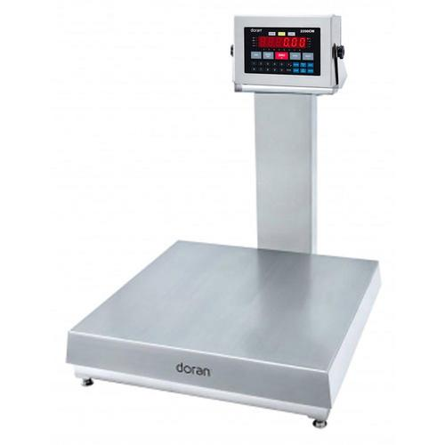 Doran APS22100CW/15 Legal For Trade 15 x15 Checkweighing Scale 100 x 0.02 lb