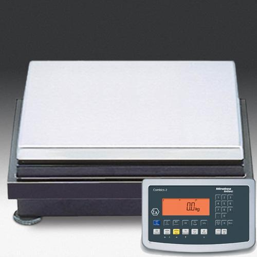 Minebea IS12CCE-SXKT Explosion Proof Scale  - 12kg x 0.1g