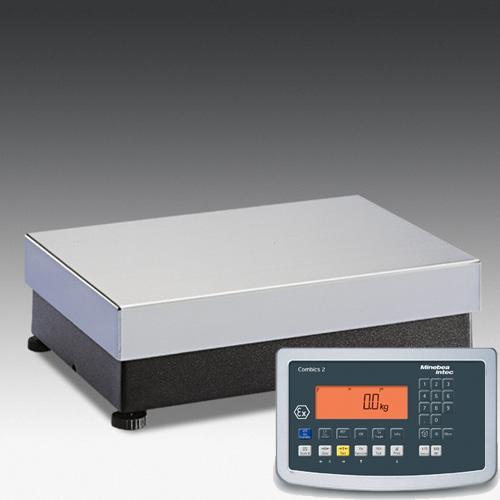 Minebea IS34EDE-HXKT Explosion Proof Scale - 34kg x 0.1g
