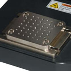 Mark-10 AC1055 Base plate, matrix of threaded holes
