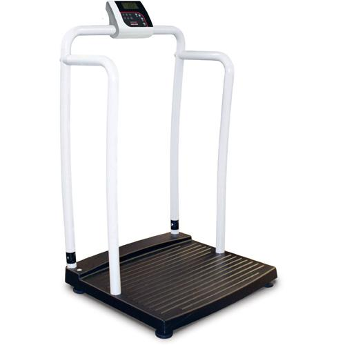 Rice Lake 250-10-2 Bariatric Handrail Scale 1000 x 0.2 lb