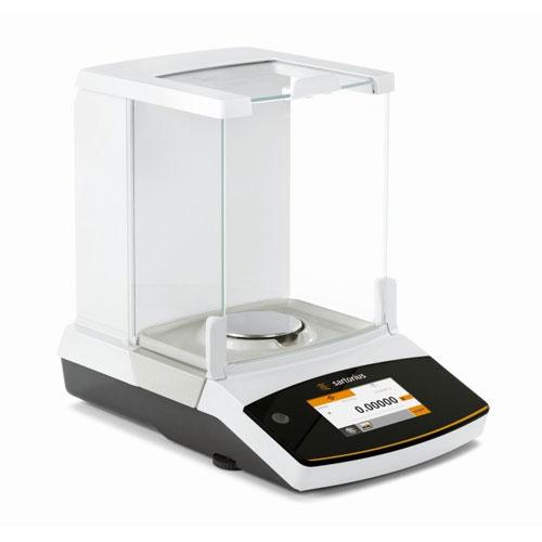 Sartorius Quintix125D-1S Analytical Semi-Micro Balance 60 x 0.00001 g and 120 x 0.0001 g
