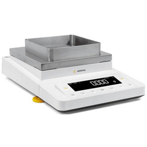 Sartorius MSE323S-100-DR Cubis Milligram Balance with Flat Removable Stainless Steel pan 320g x 1mg