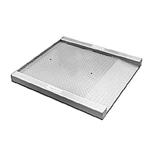 Cambridge 670130301 Model 670-1 Series Legal For Trade Weigher Scale Built In Single Ramp 30 x 30 x 1.5 / 1000 x 0.2