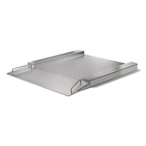 Minebea IFP4-600LL IF Flat-Bed Painted Steel Weighing Platform 39.4 x 39.4, 1320 x 0.05 lb