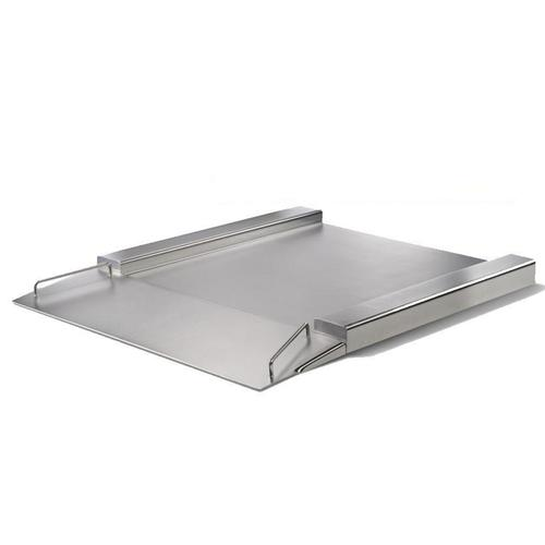 Minebea IFS4-1000NN IF Flat-Bed Stainless Steel Weighing Platform 49.2 x 49.2, 2220 X 0.1 lb