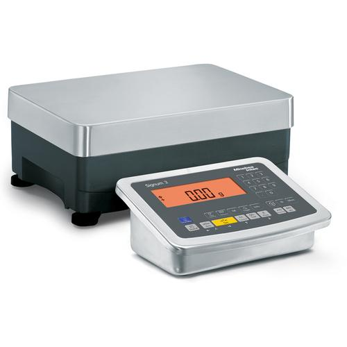 Minebea  SIWRDCP-V22 Signum Level 3 Industrial Scale 35 kg x 1g
