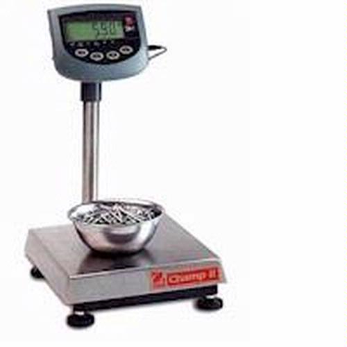 Ohaus CH60-R11 Champ II Bench Scale, 60 kg x 0.01 kg