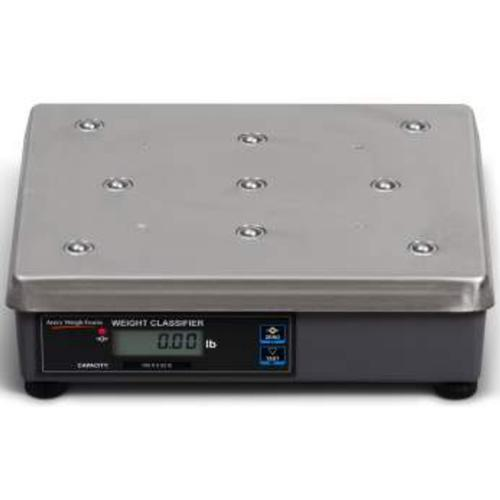 Avery Weigh-Tronix 7820 AWT05-508639 Legal for Trade 12  x 14 Shipping scale with Ball Top 100 lb x 0.02 lb