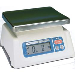 AND SK-5000 Portable Legal for Trade Digital Scale, 11 lb x 0.005 lb