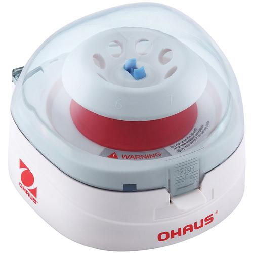 Ohaus FC5306 (30134157) Frontier 5306 Mini Centrifuge, 2 Rotor Options, 6000 rpm
