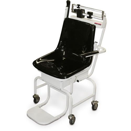 Rice Lake RL-MCS-LB Mechanical Physician Chair Scale LB only ,440 x 0.25 lb