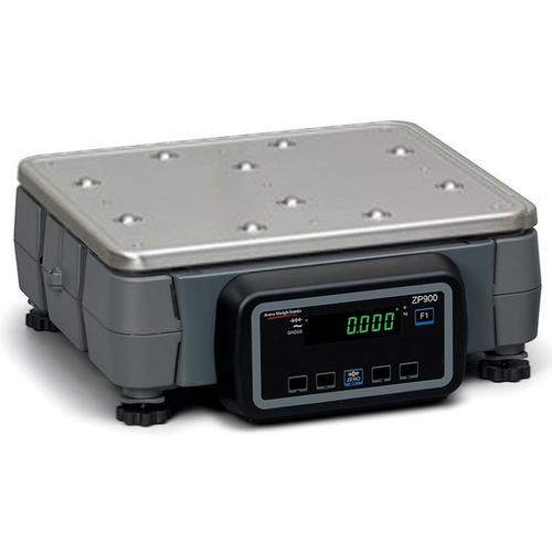 Avery Weigh-Tronix ZP900 AWT05-508825 Legal for Trade 12 x 14  Ball Top Shipping Scale 150 lb x 0.5 oz