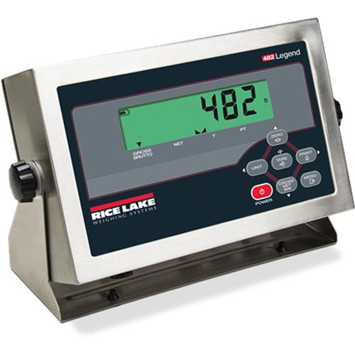 Rice Lake 482 LCD Legend Series Digital Weight Indicator