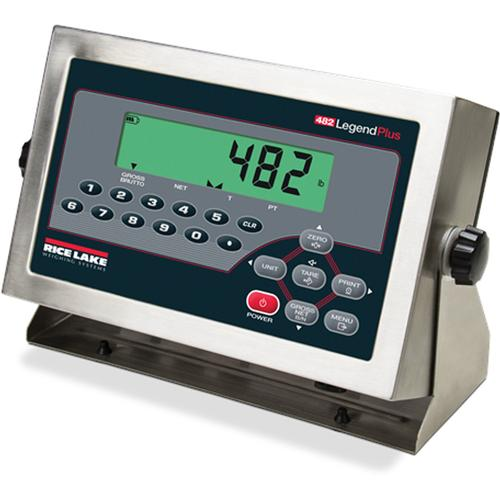 Rice Lake 482 Plus  LCD Legend Series Digital Weight Indicator