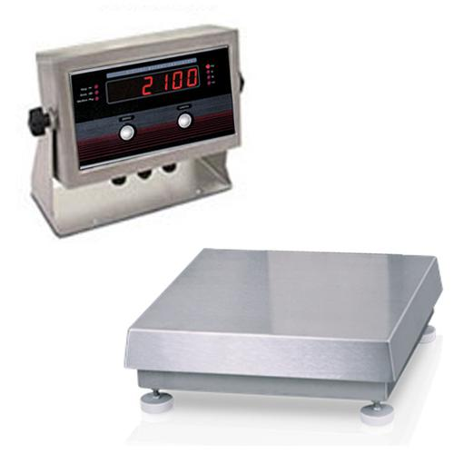 Rice Lake IQ plus® 2100-SL Bench Scale Legal for Trade  with Tilt Stand