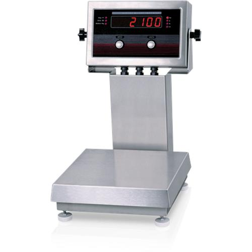 Rice Lake IQ plus® 2100-SL Bench Scale Legal for Trade with Column