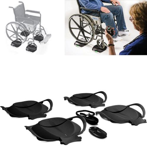 Rice Lake D300 158214 Wireless Wheelchair Scale 1200 lb x 0.5 lb