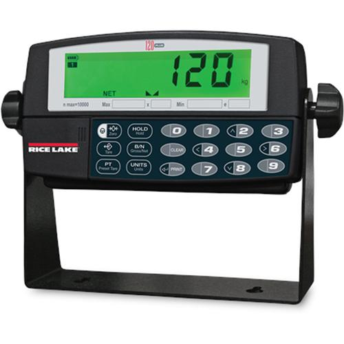 Rice Lake120 Plus LCD Digital Weight Indicator