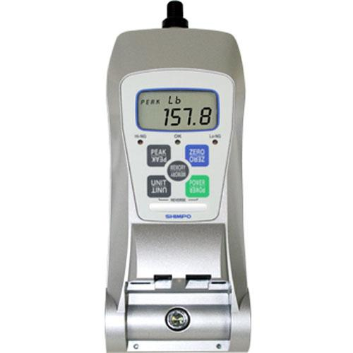 Shimpo FGV-500HXY High Capacity Digital Force Gauge 500 x 0.1 lb