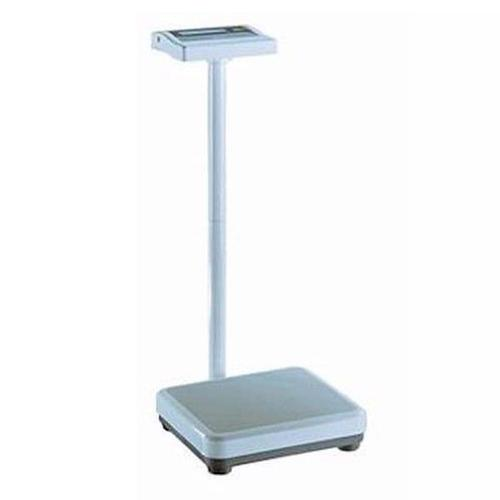 Tanita BWB-800P Digital Physician Scale, 440 lb x 0.2 lb, with Columm