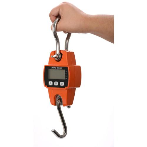 Zenith Scales Z-600CR-600 Medium Duty Portable Hanging Crane Scale - 600 x 0.1lb