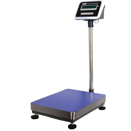 Zenith Scales Z-B600-1216 Bench Scale with Stainless Steel Platter - 600 x 0.02lb