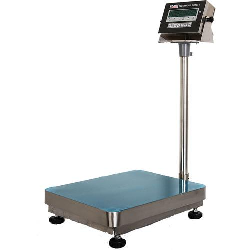 Zenith Scales Z-B600SS-1620 Stainless Steel Washdown Bench Scale  - 600 x 0.02lb