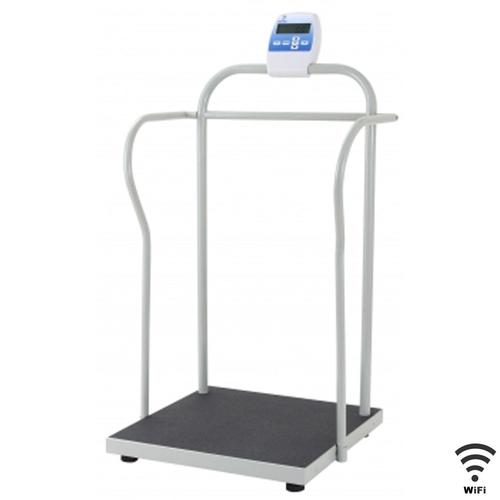 Doran DS7060-WiFi Medical EMR Ready Handrail Scale with Wifi  800 x 0.5 lb