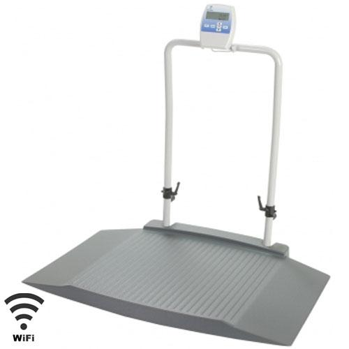 Doran DS8030-WiFi Fold-up Wheelchair Scale with Wifi 800 x 0.2lb